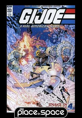 G.i. Joe: A Real American Hero (Idw) #233B (Wk44)