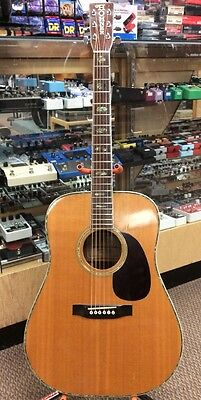 1980's Hohner HG-320 Acoustic Guitar - Made In Japan