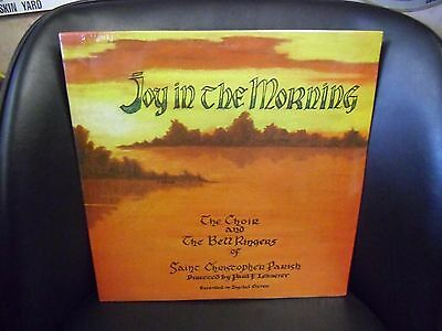 Joy in the Morning Saint Christopher Parish vinyl LP Rodgers Organ Sealed