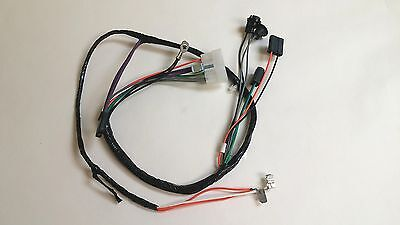 1965 CHEVY IMPALA SS Console Wiring Harness Automatic ... on