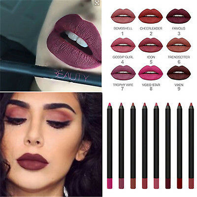 Makeup Lip Contour Matte Pencil All Shades / Brand new & boxed WT SS