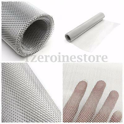 50cm x 3m Fine Aluminium Modelling Mod Mesh Wire Filter Sheet Hole Dia 2mm/3.5mm