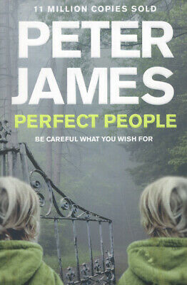 Perfect people by Peter James (Paperback)