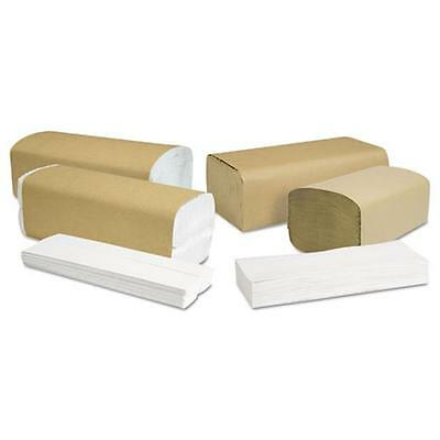 Csd 1347 North River Folded Towels C-Fold White