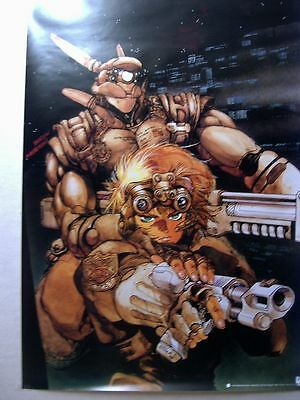 Masamune Shirow: Appleseed Poster (France)