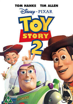 Toy Story 2 DVD (2000) John Lasseter cert U Incredible Value and Free Shipping!