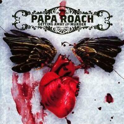Papa Roach : Getting Away With Murder CD (2004)