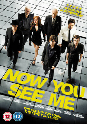 Now You See Me DVD (2013) Isla Fisher, Leterrier (DIR) cert 12 Amazing Value