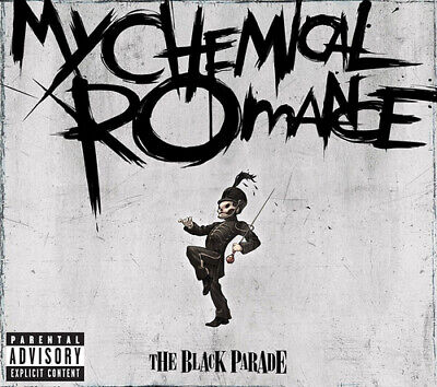 My Chemical Romance : The Black Parade CD (2006)