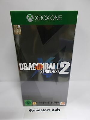 Dragon Ball Xenoverse 2 Collector's Edition - Xbox One - New Pal Version