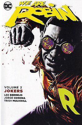 We Are Robin Volume 2: Jokers Softcover Graphic Novel