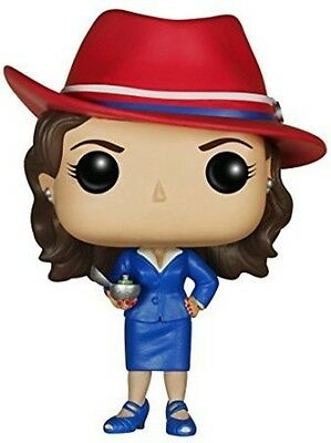 Agent Carter - Funko Pop! Marvel (2015, Toy New)