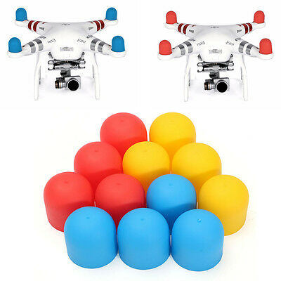 8pcs Silicon Motor Protective Guard Cap Cover Accessories for DJI Phantom 2/3/4