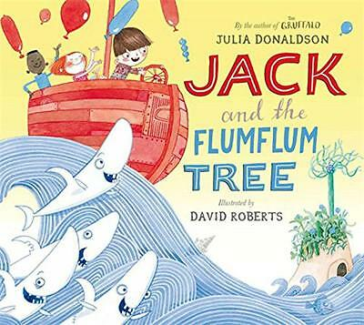 Jack and the Flumflum Tree, Julia Donaldson | Paperback Book | 9780330504065 | N