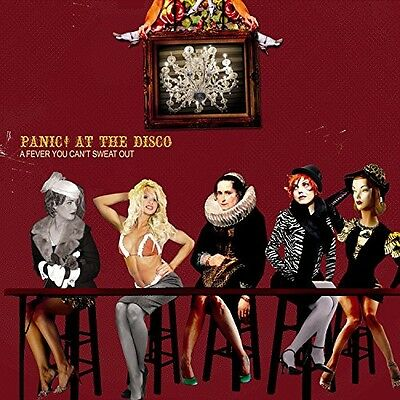 Wea/Fueled By Ramen Records A Fever You Can't Sweat Out