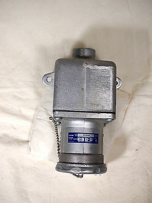 Crouse-Hinds Ar648 & Are36 *new* 60A 600V 3W 4P M72 Arktite Receptacle (3K5)
