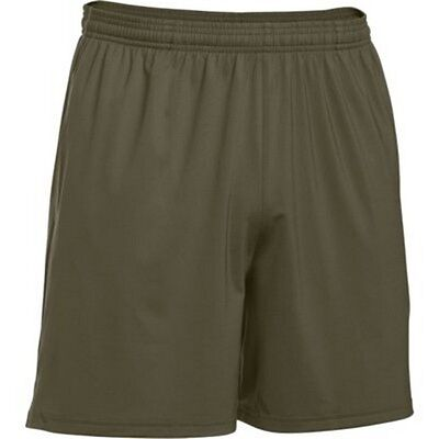 Under Armour 1279647 Men's OD Green Tactical Tech Shorts - Size 3X-Large