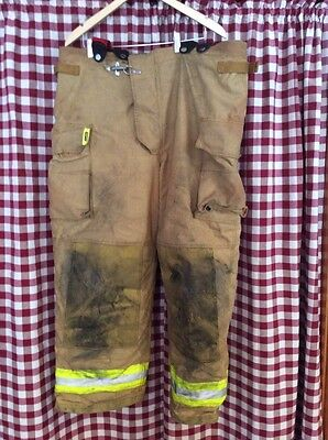 #1019 Securitex Size 44/30 Fire Fighting Bunker Pants