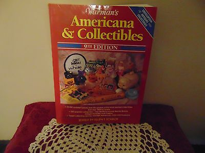 Warman's Americana and Collectibles 9th ed. 404 pages
