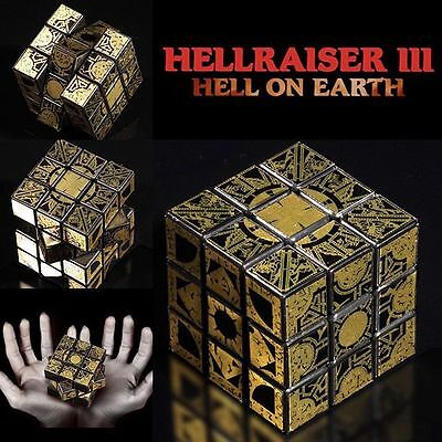 Hellraiser Lament Configuration Puzzle Cube 3 Hell on Earth Horror Miramax