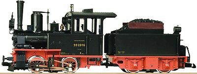LGB 22155 Steam Coal Tender Loco with Lights L.G.B. G Scale NEW in Box
