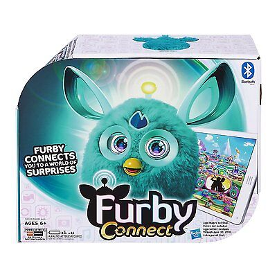 New Hasbro Furby Connect Electronic Toy Pet - Teal B6084