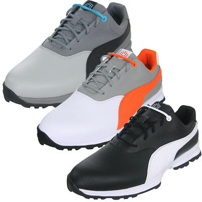 PUMA Ace Men's Leather Waterproof Golf Shoe, Brand NEW
