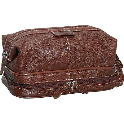 Dopp Country Saddle Kit - Brown Toiletry Kit NEW