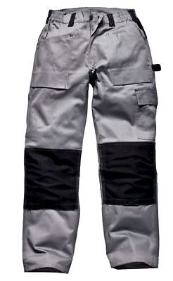Dickies-Mens Workwear-Grafter duo-tone trousers (WD4930)--