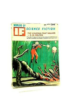 Worlds Of If, Science Fiction Volume 16, No. 6, Issu (Various - 1966) (ID:00761)