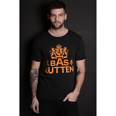 Roots of Fight Bas Rutten Life Force T-Shirt - Sun Faded Black