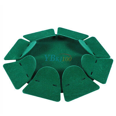 1Pc Green All-Direction Practice Putting Cup Golf Putter Training Aid 18cm