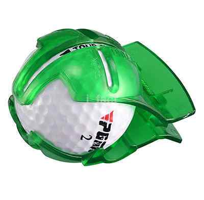 Golf Ball Line Liner Marker Template Drawing Alignment Marks Putting Tool Green