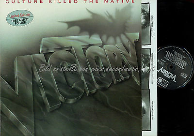 Lp--Victory Culture Killed The Native // Ois // With Poster