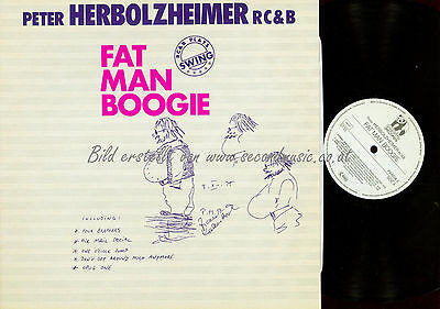 Lp--Peter Herbolzheimer Fat Man Boogie