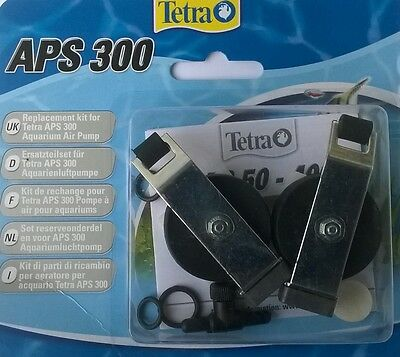 Tetra Tetratec Aps 300 Aquarium Air Pump Spares Repair Kit 4004218181212