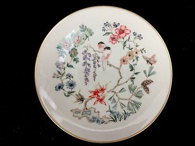 Vintage Gorham China Chinoiserie Bread & Butter Fine Porcelain Retired
