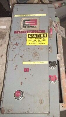 Furnas 14Ff32Ac Combination Starter Size 2 Fusible Fused (35)