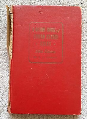1957 R.S. Yeoman Red Book Guide Book to United States Coins 10th Edition RARE