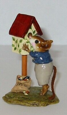 Wee Forest Folk Retired Ltd Any Birdie Home Numbered & Full Signature