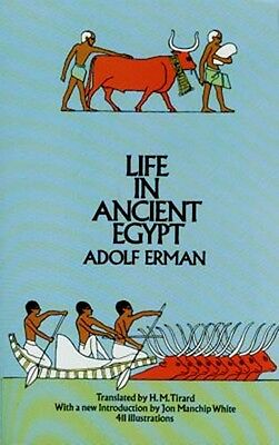 NEW Classic Study Daily Life Ancient Egypt Work Leisure Science Family Art Fun