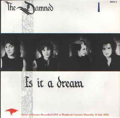 Damned-is it a dream.7""