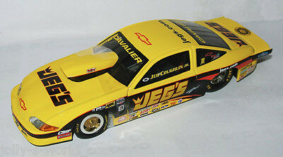 NHRA CAVALIER PRO STOCK 2002 * JEG´S MAIL ORDER * Jeg Coughlin jr. - 1:24