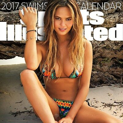 SPORTS ILLUSTRATED SI Mini Wall Swimsuit Kalender Wandkalender Calendar 2017