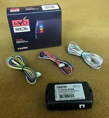 NEW Fortin EVO-RIDE High Encrypted Key Self Learning Immobilizer Bypass Module