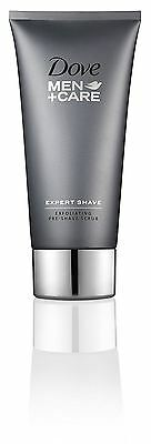 Dove Men + Care Expert Shave Exfoliating Pre-Shave Scrub - 150 ml