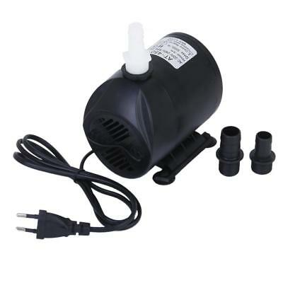AC 220V-240V 60W 660GPH Submersible Water Pump Aquarium Fountain Pond EU Plug
