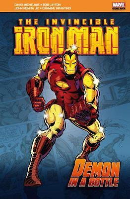 Invincible Iron Man: Demon in a Bottle, various | Paperback Book | 9781846531293