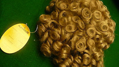 Playhouse doll wig HEATHER 16/17 blonde curly vintage NEW