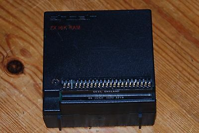 Sinclair Zx 16K Ram Pack Memory Expansion Module. Usa. Untested
